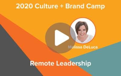 Remote Leadership | Melissa DeLuca