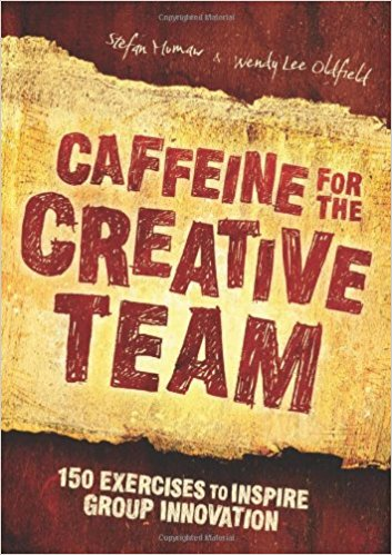 Caffeine-For-The-Creative-Team-Book