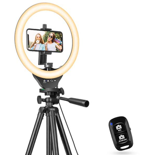 Ring-Light-For-Video-Calls-Podcasts