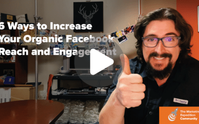 6 Ways to Increase your Organic Facebook Business Page Reach and Engagement