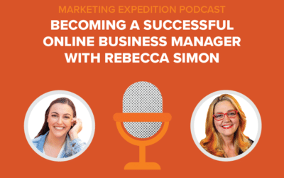 Episode 94 | Becoming a Successful Online Business Manager with Rebecca Simon